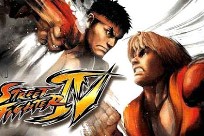 Street Fighter 4 (Sf4) Apk Hd For Android V1.03 Latest