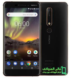 مواصفات Nokia 6.1