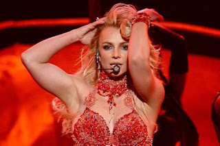 , Hot Celebrity Gist! Britney Spears flaunts Killer hips in an orange bikini, Latest Nigeria News, Daily Devotionals & Celebrity Gossips - Chidispalace