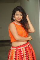 Shubhangi Bant in Orange Lehenga Choli Stunning Beauty ~  Exclusive Celebrities Galleries 051.JPG