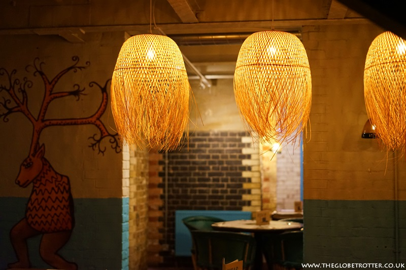Wahaca Restaurant Shoreditch