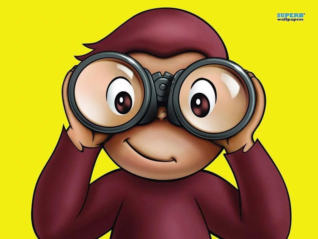 Gambar Monyet Dan Anaknya Animasi Belajar Dubbing Dari Agus Nurhasan Si Pria Bertopi Kuning