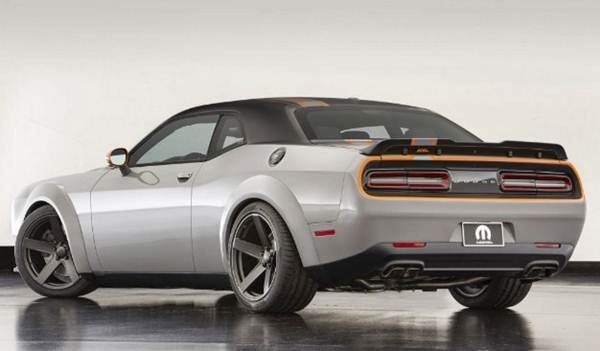 2018 Dodge Challenger GT AWD Redesign