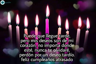 feliz cumpleaños tarde, desear feliz cumpleaños, feliz cumpleaños atrasado amiga, atrazado, atrasada