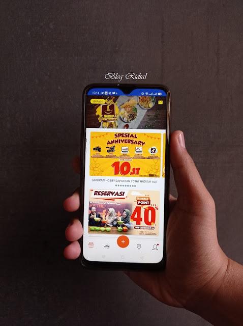 """Semangkuk Mie Ayam Menuju """"Go Digital"""" - Aplikasi 01"""