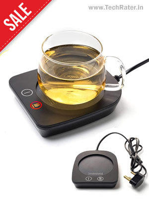 Best Tea Warmer Electric Tray For Your Home & Office Desk