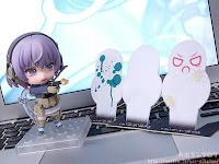 "Galería fotografica del Nendoroid Asato Miyo de ""Little Armory"" - Tomytec"
