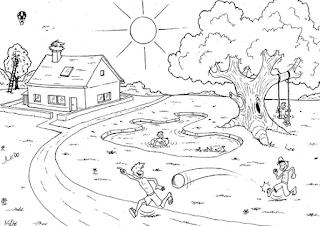 رسومات للتلوين للأطفال صور رسومات لتعليم التلوين 2019