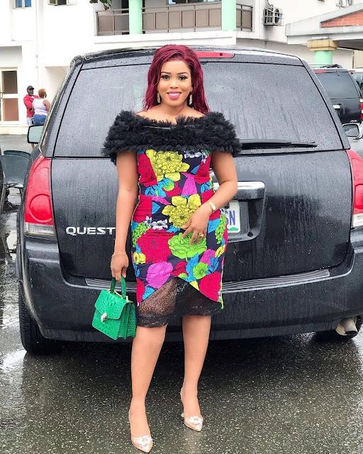 The 20 Best of Owambe Aso Ebi Dresses 27