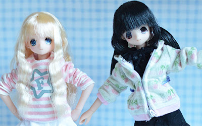 Secret Garden nina and Chisa's Winter Vacation