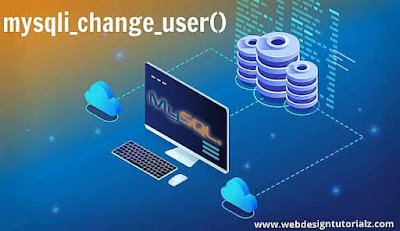 PHP mysqli_change_user() Function