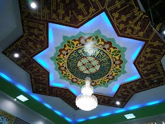 Jasa Pembuatan Kaligrafi Masjid Musholla Kota Padang