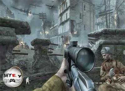 تحميل لعبة Call of Duty 5 الأصلية للكمبيوتر من ميديا فاير