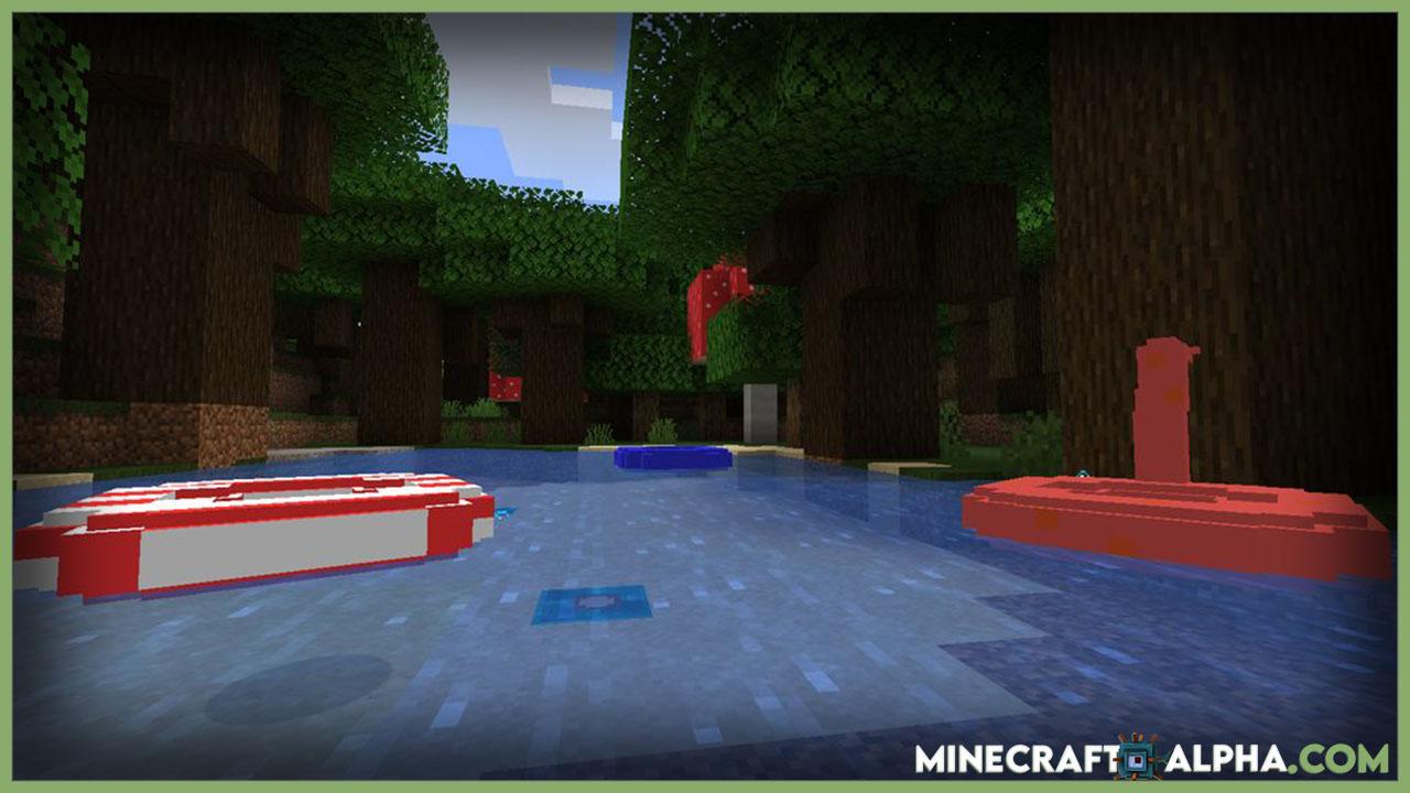 Swimming Pool And Marine Equipment Mode