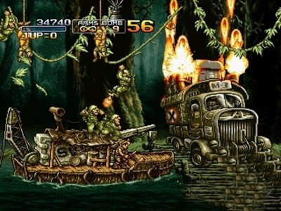 Metal Slug 3 wallpapers, screenshots, images, photos, cover, posters
