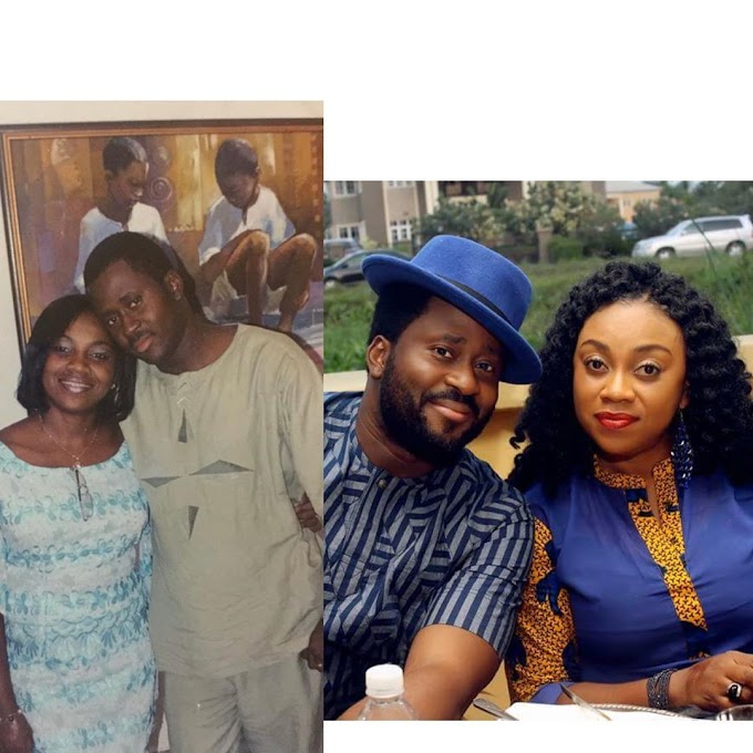 16 Years & Still Counting! Desmond Elliot & Wife Victoria Celebrate Wedding Anniversary
