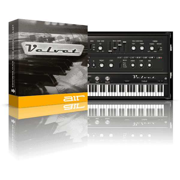 AIR Music Technology Velvet 2 v2.0.7 Full version