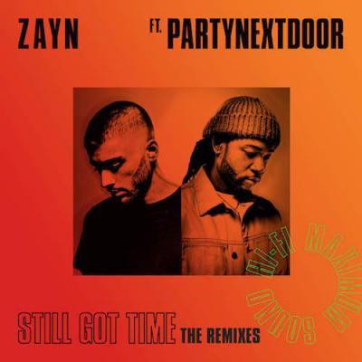 Zayn Malik - Still Got Time (Ft. PARTYNEXTDOOR) (The Remixes) (EP) (2017) - Album Download, Itunes Cover, Official Cover, Album CD Cover Art, Tracklist