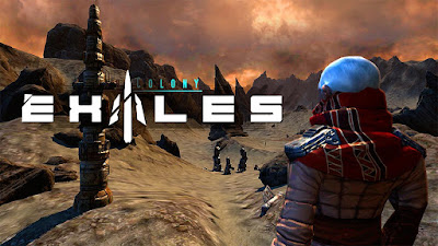 Download Game Android Gratis EXILES apk + obb