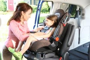 Pasang Anak Anda di Car Seat dengan Benar