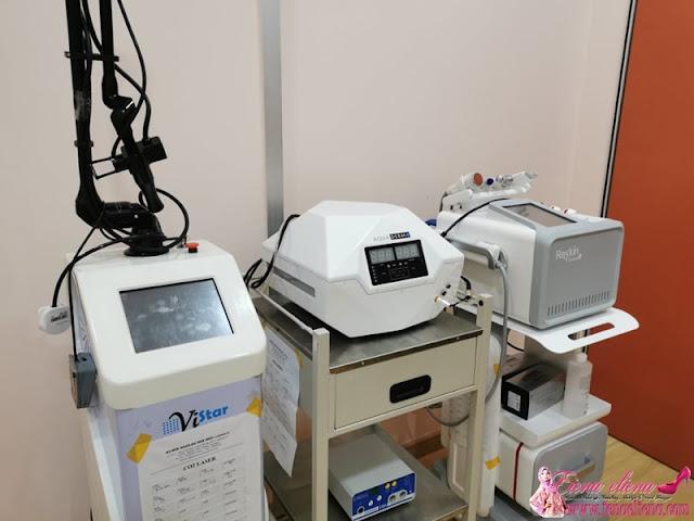 PENGALAMAN  RAWATAN MICRODERMABRASION DAN WHITENING PEEL DI KLINIK DR. BAZILAH
