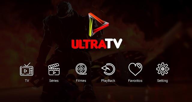 ULTRA IPTV APK GRATUITE SUR ANDROID