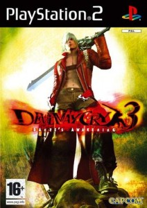 Devil May Cry 3 Dante's Awakening PS2 PAL Europeia 2006