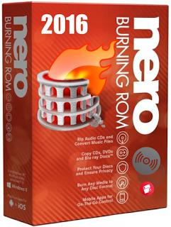 Nero Burning ROM 2016 PT-BR + Serial
