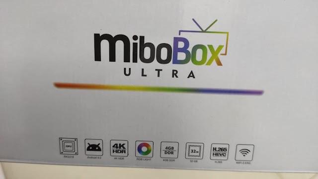 MiboBox Ultra - Primeiras Imagens e Especificações Técnicas do Novo Modelo