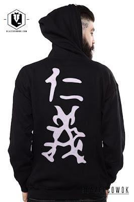 blazer cowok blazercowok.com jaket anime onepiece e15a