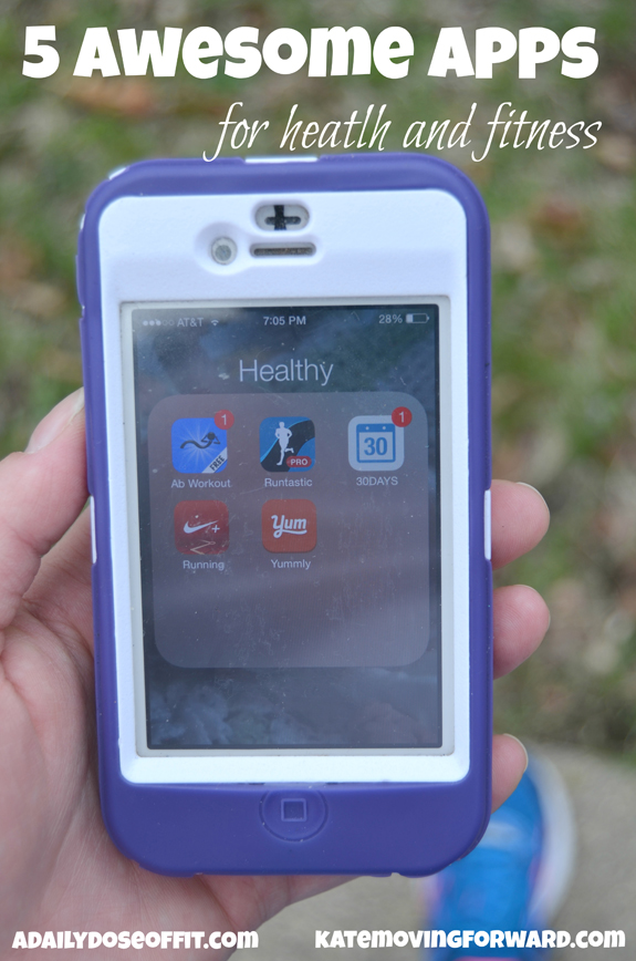 A Daily Dose of Fit: Guest Post: 5 Awesome Apps for Health