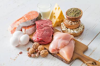 Tips Sehat Dengan Makan Makanan Berprotein