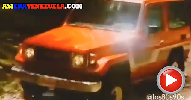 El Macho Toyota - El vehículo 4x4 codiciado en la Venezuela de los 80 y 90
