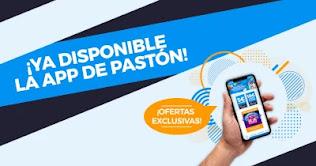 Paston APP móvil Android informacion exclusiva