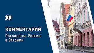 Russische Botschaft in Tallinn