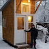 13χρονος έχτισε αυτό το μικροσκοπικό σπίτι, με μόλις 1.500€. Μόλις δείτε πως είναι από μέσα, θα σκάσετε απ'τη ζήλια σας [photos+video]