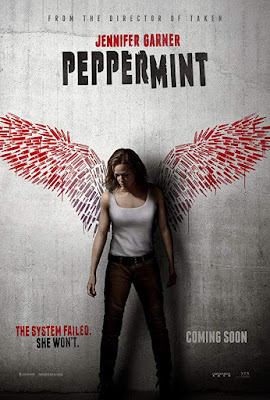 Sinopsis Film Peppermint (2018)