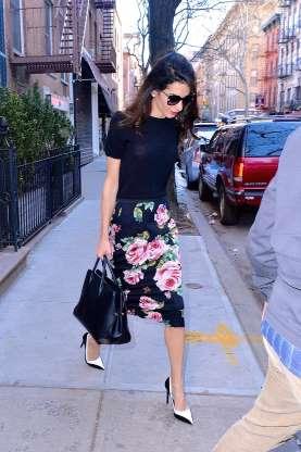 O que Jackie O ', Victoria Beckham e Amal Clooney têm em comum e por que a moda as ama?