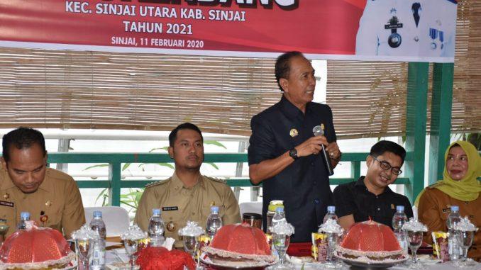 Di Musrenbang Kecamatan Sinjai Utara di Gelar, Anggota DPRD Bilang Ini
