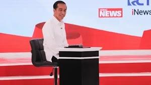 CEK FAKTA: Kata Jokowi Tak Ada Kebakaran Hutan 3 Tahun Ini, Benarkah?