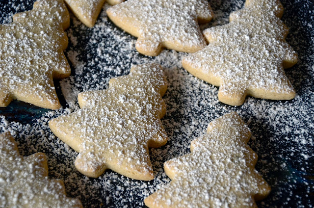Gluten-Free Lavender Christmas Cookie Recipe