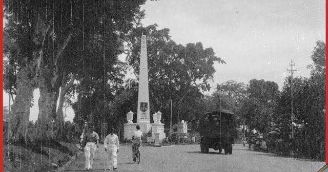 Sejarah Tugu Wittepaal di Bogor