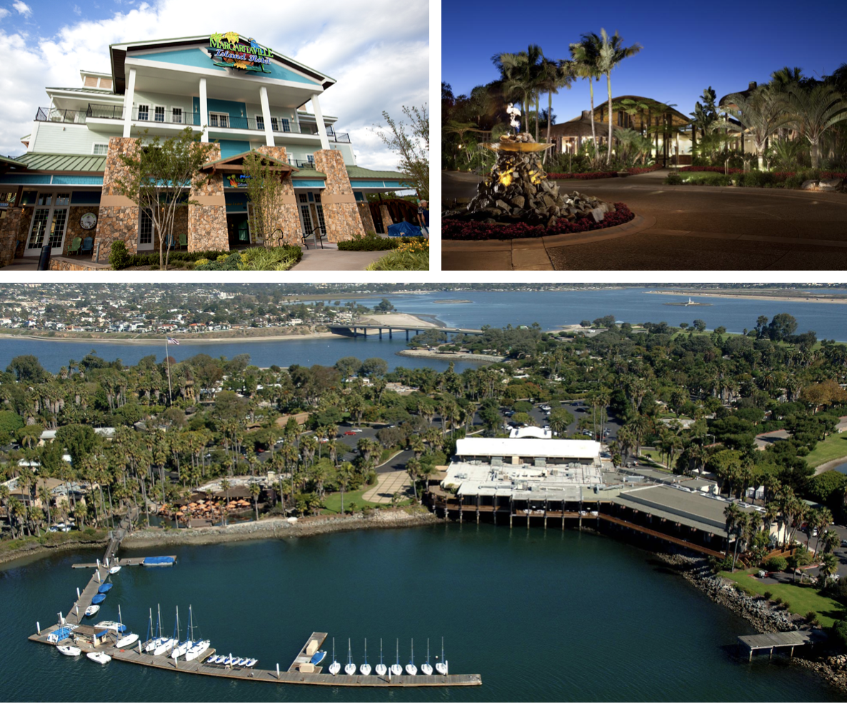SanDiegoVille San Diegos Paradise Point Resort  Spa To
