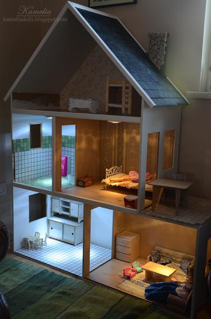 Building a dollhouse