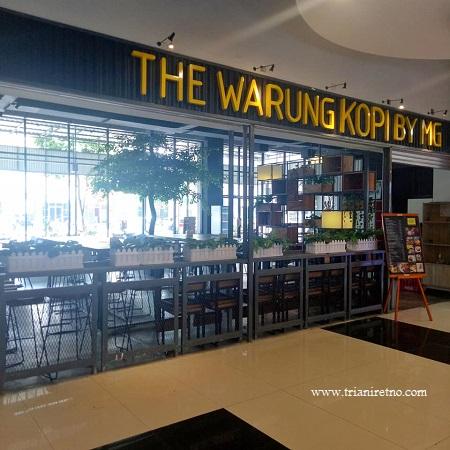 coffee shop di Ubertos Bandung