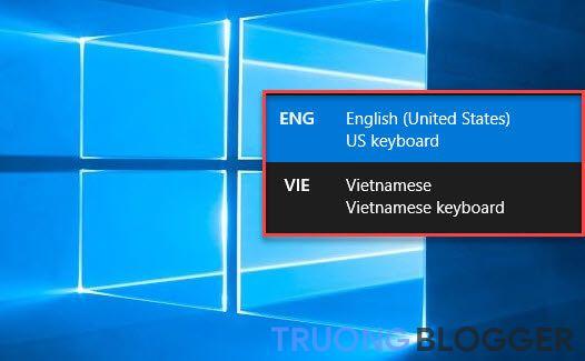 Tiếng Việt và Tiếng Anh