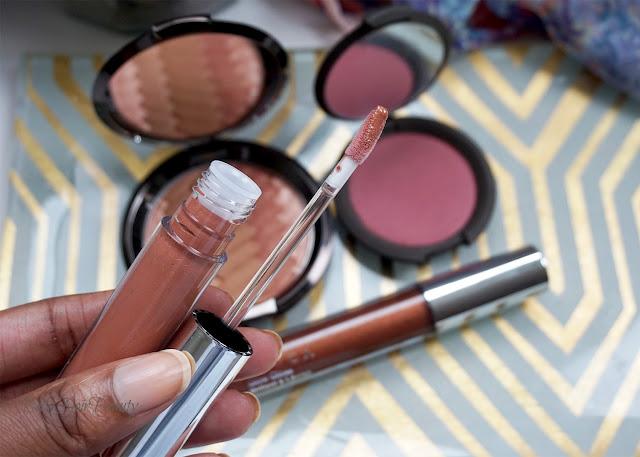 Becca Glow Lip Glosses | bellanoirbeauty.com