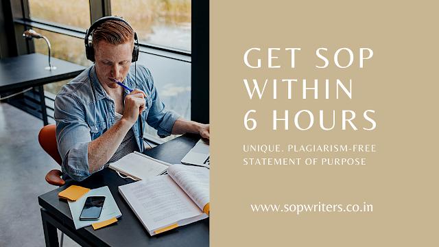 SoP Writers Online
