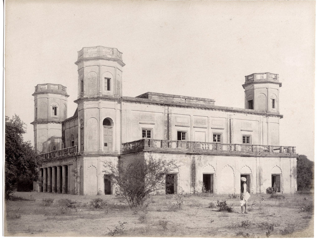 Photograph of a Building in Lucknow - c1880's