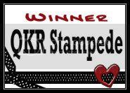 QKR Stampede  - Winner